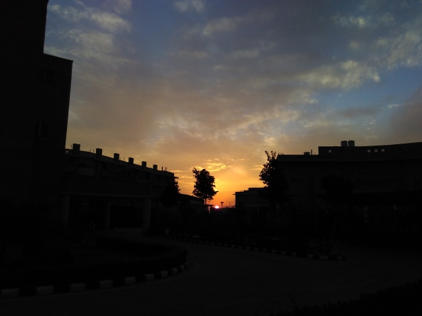 Evening @CURAJ