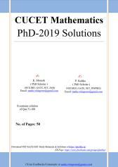 CUCET 2019 Solution (Kalika) 50Pages_1