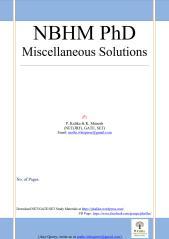 NBHM PhD Sol. 161Pages(Kalika)_1